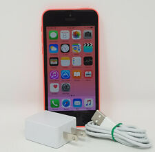 Pre-Owned~Unlocked Apple iPhone 5c 16GB - Pink (ME565LL/A) Zxx-07072020A
