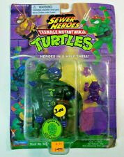 Teenage Mutant Ninja Turtles Sewer Heroes Super Don Donatello Purple Gear 1995