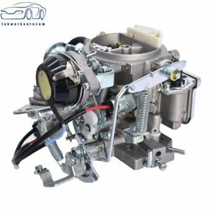 Carburetor/Carb Fit For Nissan 720 pickup 1984- Bluebird 2.4L Z24 Engine 1983-86