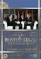 Boston Legale Stagioni 1 A 5 Collezione Completa DVD Nuovo DVD (4067801000)