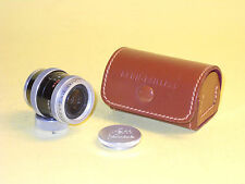 Kern-Paillard Pizar AR 5,5 1:2 - 8mm movie camera wide angle lens with D-Mount