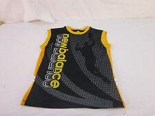New Balance Basketball Jersey Youth Boy's Size 14/16 Awesome Design Nice! 12924