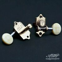 Mecaniques Schaller Grand Tune 3+3 Slotted Head 1:18 Nickel Tuner Polybone Buton