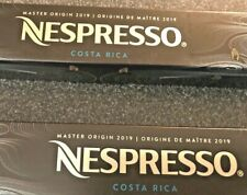 Nespresso Costa Rica Master of Origins  2019 Limited Edition Malty Sweet Cereal