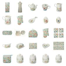 Cooksmart Country Floral Collection, Jugs, Salt and Pepper, coasters, Aprons,