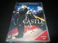 """COFFRET 6 DVD NEUF """"CASTLE - SAISON 2"""""""