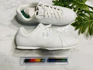 Kaepa Cheer Shoes Bright White Size 11