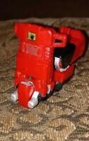 Vintage 1983 GoBots SCOOTER Figure MR-16 Red Vespa Transformers