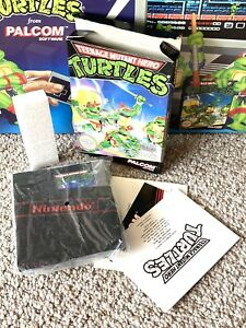 Nintendo (NES) Turtles TMHT - Boxed & Complete - Good Condition