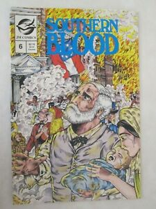 Southern Blood - American Civil War Comic Issue 6 1992