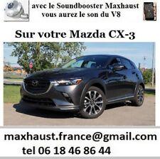 Active Sound Maxhaust Mazda CX-3 CX-5 CX-7 CX-8 CX-9 CX-30