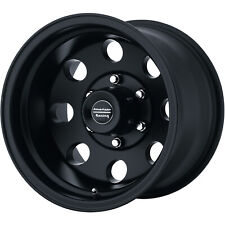 4 - 15x8 Black Wheel American Racing Baja AR172 6x5.5 20