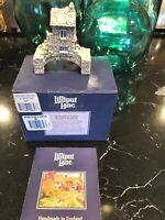 Lilliput Lane Bridge House In Winter 857 with Box