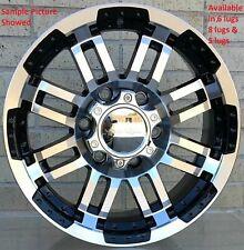 4 Wheels Rims 17 Inch For Ford F150 2006 2007 2008 2009 2010 2011 Raptor 2401