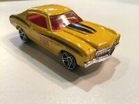 1998 Hotwheels 1970 Chevelle SS mint condition