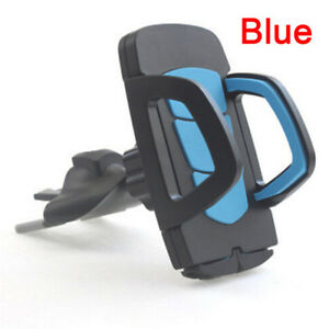 Universal Car SUV CD Slot Mobile Phone GPS Sat Nav Stand Holder Mount Cradle√