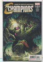 Champions #23 NM  Marvel Comics CBX22