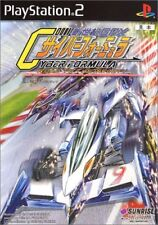 UsedGame PS2 Shinseiki GPX Cyber Formula Road To The INFINITY [Japan Import]