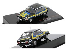 1/43 Ixo Saab 99 EMS N°1 Eklund/Cederberg Rally Suède 1977 Livraison Domicile