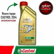 OLIO MOTORE ORIGINALE CASTROL EDGE FST 10W60 LT. 1 1 LITRO FOR BMW M-MODELS*