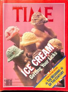 Time, August 10 1981