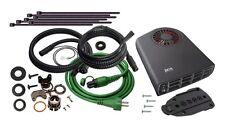 DEFA Termini™ 2100 MiniPlug Innenraumheizung + WarmUp Anschluss-Set 5,0 m grün