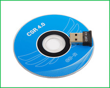 RETAIL NEW Bluetooth 4.0 USB 2.0 CSR 4.0 Dongle Adapter for LAPTOP Windows 10
