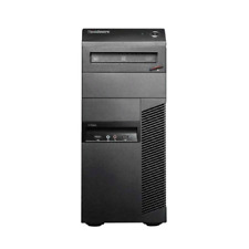 LENOVO ThinkCentre M81 Tower Core i7 3.40GHz 8GB 3TB DVD+RW Win10Pro Desktop PC
