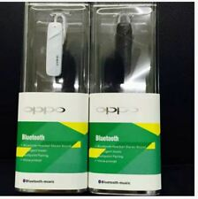 OPPO Bluetooth headset stereo sound  - WHITE