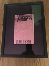 AVENGERS #360  MARVEL COMICS 1993 COPPER EMBOSSED COVER MANCAVE