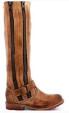 NIB Bed Stu Women's Tango S Tall Boots in Tan sz 8.5