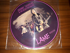 JOHNNY THUNDERS & THE HEARTBREAKERS L.A.M.F Revisited RARE 1984 PICTURE DISC LP
