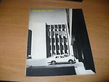 CASABELLA RIVISTA ARCHITETTURA URBANISTICA N.328 1968 SACCHETTI BEDOSTI CELANT