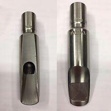 Ponzol M2 PLUS 110 Acciaio Bocchino Sassofono Tenore - mouthpiece Tenor Sax