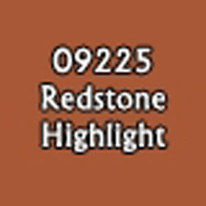 09225 REDSTONE HIGHLIGHT - 0.5 oz Dropper Reaper Master Series Paints