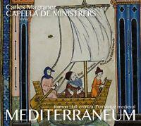 Capella De Ministrers - Ramon Llull: Mediterraneum - Crònica Dun Viatge Medieval