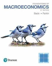 Foundations of Macroeconomics Plus MyEconLab with Pearson eText -- Access Card