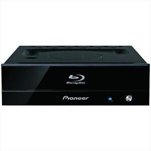 Pioneer BDR-S11J-X Ultra HD Blu-ray Burner Bluray Internal Drive 4K premium JP
