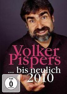 Volker Pispers - Bis neulich 2010 | DVD | Zustand sehr gut