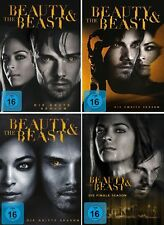20 DVDs * BEAUTY & (AND) THE BEAST - STAFFEL / SEASON 1 - 4 IM SET # NEU OVP +