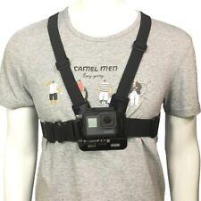 Adjustable Chest Body Harness Belt Strap Mount Gopro HD Hero Camera Accessories