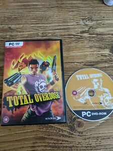 Total Overdose - PC DVD-ROM - 2005 Original version issue - TESTED