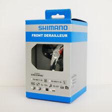 Shimano DEORE FD-M611 Black Front Derailleur 3X Down-SWING Top Band IFDM611TX6L