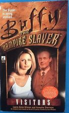 Buffy The Vampire Slayer Visitors by L Gilman & J Sherman (1999) Pocket Books pb