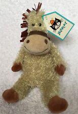 "Jellycat UK Plush Horse PRIMROSE PONY TOT Small 8"" Stuffed Animal"