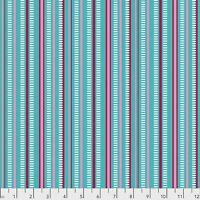 BTY Free Spirit Fabric - Odile Bailloeul - PWOB032 - Winter Games - Sled - Frost