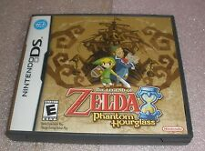 Nintendo DS The Legend of Zelda Phantom Hourglass