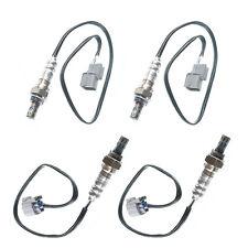 4 O2 Oxygen Sensors for Land Rover Freelander Range Rover Upstream & Downstream
