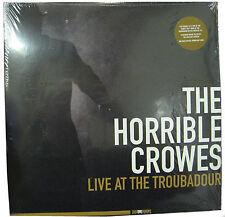 Gaslight Athem - THE HORRIBLE CROWES LP x 2 +DVD Live At The Troubadour