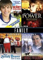 Family Collectors Set: 4 Films (DVD, 2009)
